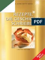 Betty Bossy - Rezepte Die Geschichte Schrieben