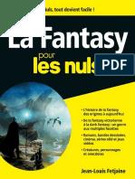 La Fantasy Pour Les Nuls Grand Jean Louis FETJAINE (1)
