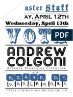 Board of Governors Poster
