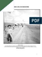 Thema Indochine 1951