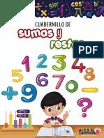 Cuadernillo de Sumas y Restas