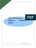 Life+Insurance+Basics-+Deepak+Chaturvedi