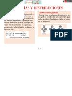 A Y B Analogias y Distribuciones