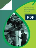 Desafios Para o Desenvolvimento Territorial Conselhos Municipais de Desenvolvimento Rural Do Agreste de Pernambuco