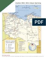 2011 Libyan Uprising Wiki (Final Update)