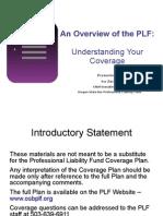 PLF Coverage