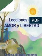 LECCIONES DE AMOR Y LIBERTAD