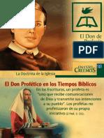 El Don de Profecía