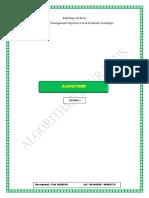 cours initiation en algorithme licence I BTP