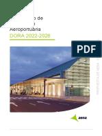 El projecte d'ampliació de l'aeroport del Prat presentat per AENA als alcaldes