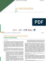 Psicologia e Sociologia