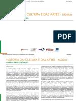 Historia Da Cultura e Das Artes - Musica
