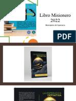 Presentaciones de Libros y revistas Misioneras 2022 (1)