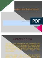 ACL (listas de control de acceso)