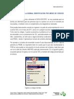 4. DIAGNOSTICO DE LA BOBINA, IDENTIFICACIÓN POR MEDIO DE CÓDIGOS DE FALLA.