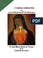 Vida y obras de Santa Margarita Mª de Alacoque(1)