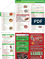 ahopizza menu
