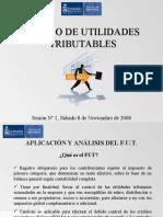 Fondo Utilidades Tributables i