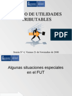 Fondo Utilidades Tributables IV