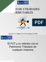 Fondo Utilidades Tributables V