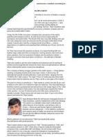 Tanishq Profile Business Standard