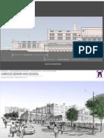 Cardozo Senior High School Renovation Concept