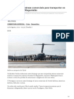 defesanet.com.br-EUA convocam aéreas comerciais para transportar os que deixaram o Afeganistão
