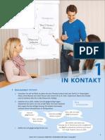 Sicher B1+ Kursbuch L01