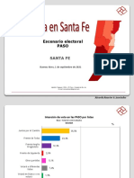 Rouvier & Asociados PASO 2021 en Santa Fe