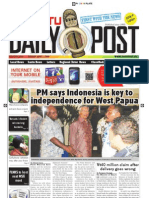 Today's Frontpage April 6 2011