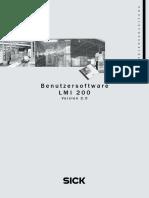 Processor Para LMI 200