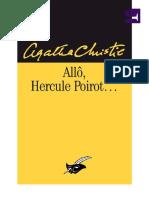 147623082 Agathe Christie Hercule Poirot Allo 1971 PDF