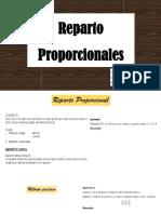 A4 - Reparto proporcional