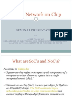 NoC – Network on Chip
