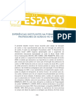 1 capesEXPERIÊNCIAS INSTITUINTES NA FORMAÇÃO DEprofessores surdos no ines