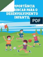 10. A importância do brincar