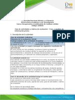 Guia de actividades y Rúbrica de evaluación - Fase  1 - Análisis de información previa (2)