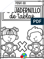 Cuadernillo Tablas de Multiplicar (1)