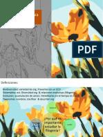 Evolución, filogenia y taxonomia