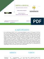 Cartilla Digital Cafe Pitayo