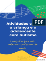 Autismo - eBook de Atividades - Musicking Centro de Musicoterapia de Curitiba