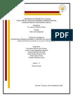 Taller de Investigacion PDF