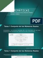 Matematicas Tema 2