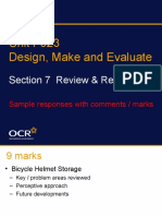 unit f523 dme section 7 review  reflection