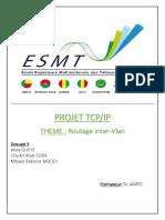 Projet Routage Inter VLAN