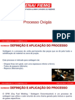01 - PROCESSO OXIACETILENICO