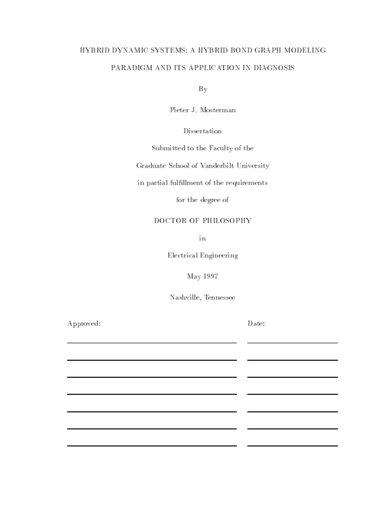 Phd thesis on embedded systems