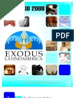 Catálogo Oficio 2008