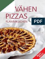 Betty Bossy - Wähen, Pizzas, Flammkuchen