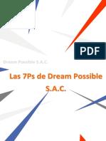 7Ps de Dream Possible S.A.C.pdf